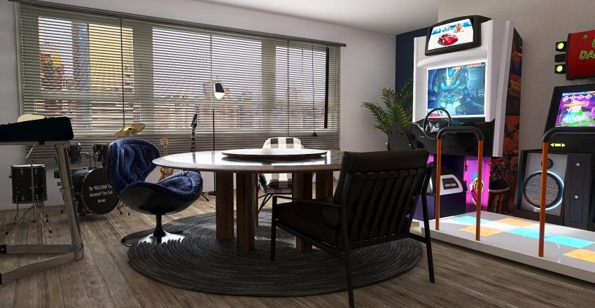 Willian Interior Design Render