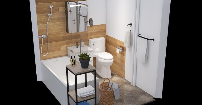 Gajowicka Interior Design Render
