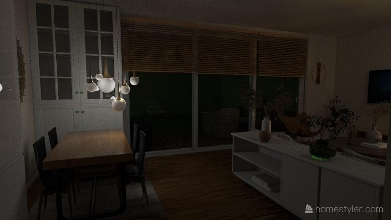 Bliźniak Interior Design Render