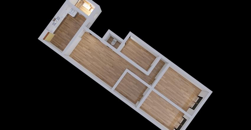 Copy of plaza chueca Interior Design Render
