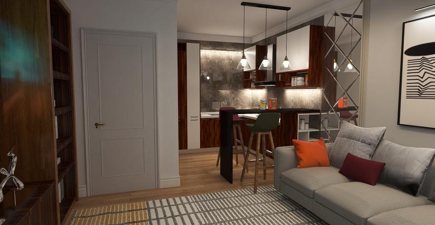 РИНА Interior Design Render
