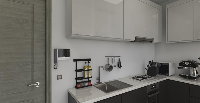 app. n° 3 ed. I Interior Design Render