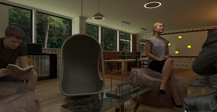 archroma Interior Design Render