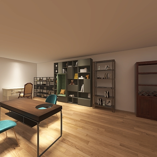 Home! Interior Design Render