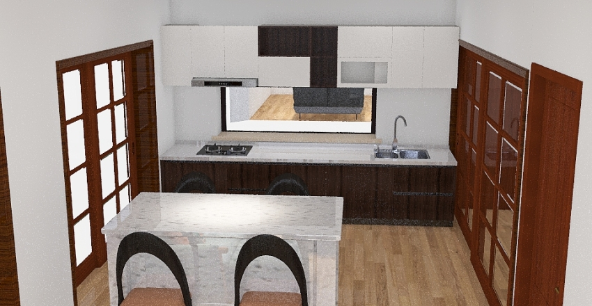 UmayrIqbal- Ground Floor_1 Interior Design Render