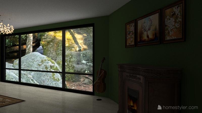 miltiade Interior Design Render