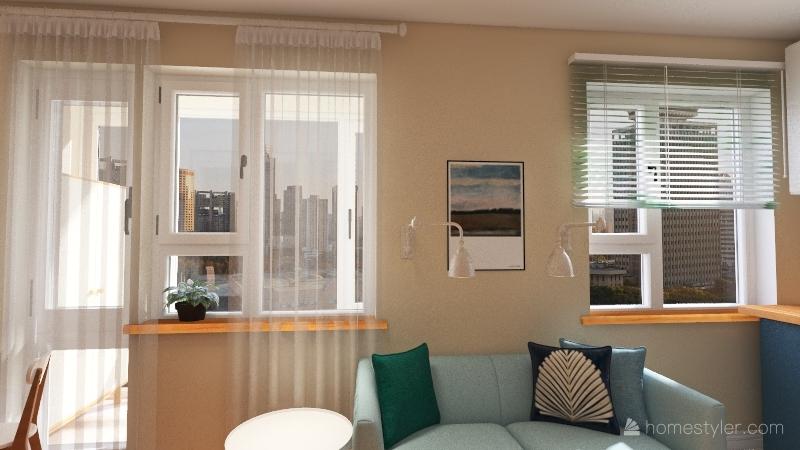 ПР05 Interior Design Render