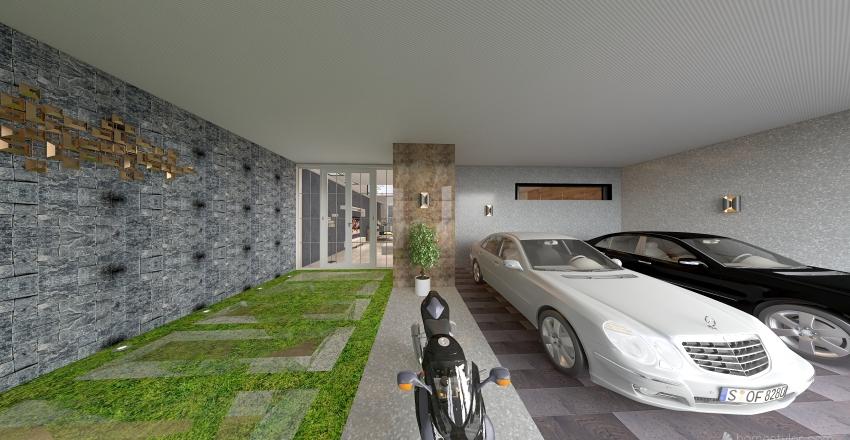 Plano 2 Interior Design Render