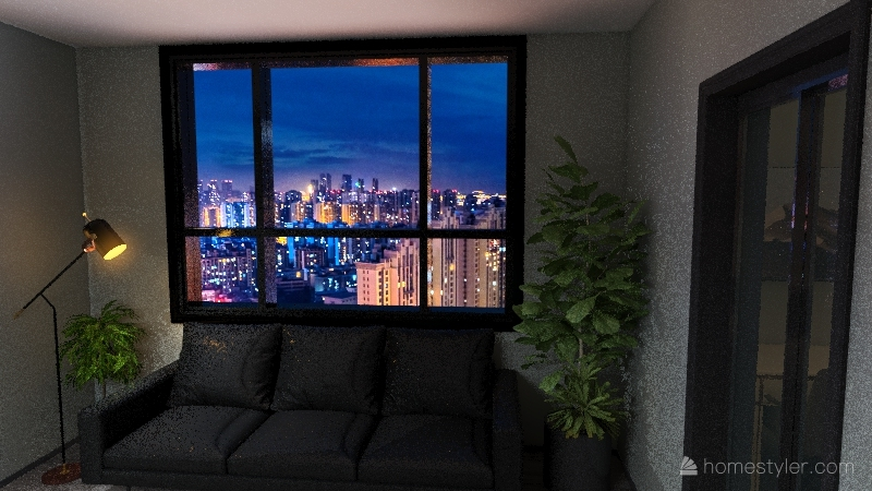 My Dream Bedroom DVC Interior Design Render