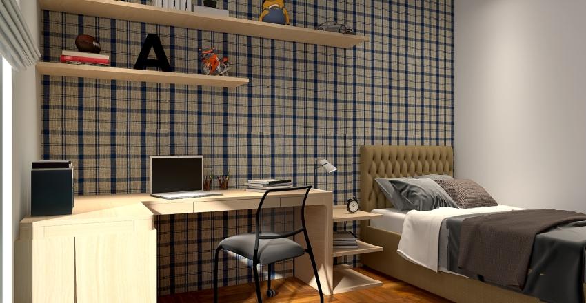 Bedroom I Interior Design Render