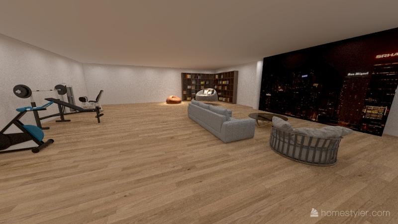 GAZTAINDI Interior Design Render