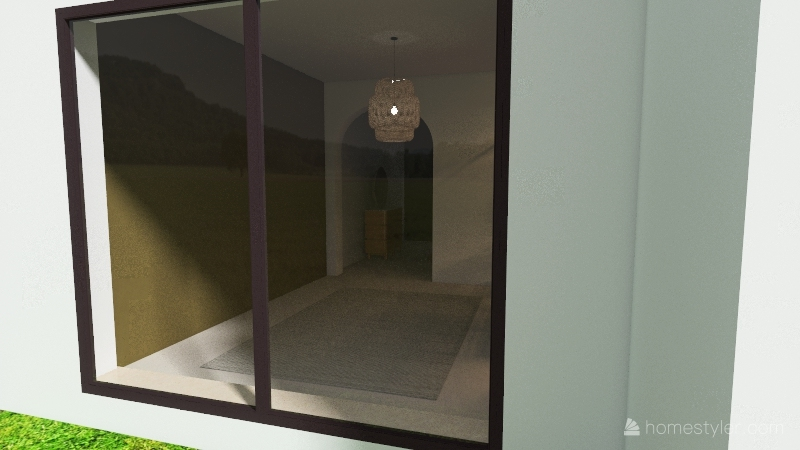 - S A G E - Interior Design Render