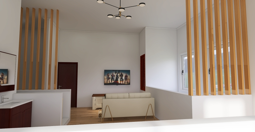 Copy of VOID HOME SWEET HOME 3 KTB Interior Design Render