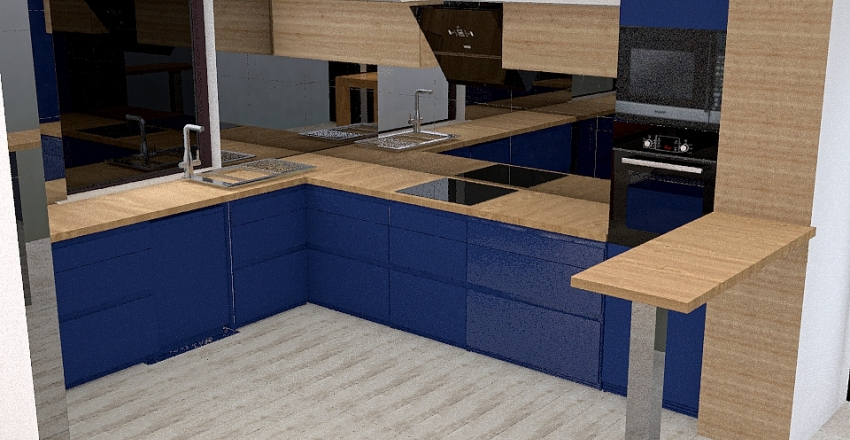 B15 Interior Design Render