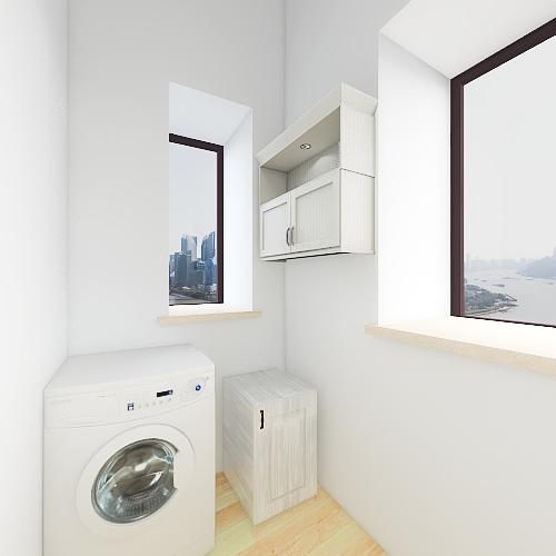 Copy of Edificio Italia Interior Design Render