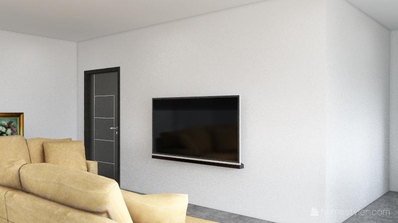 Yasur 9 Interior Design Render