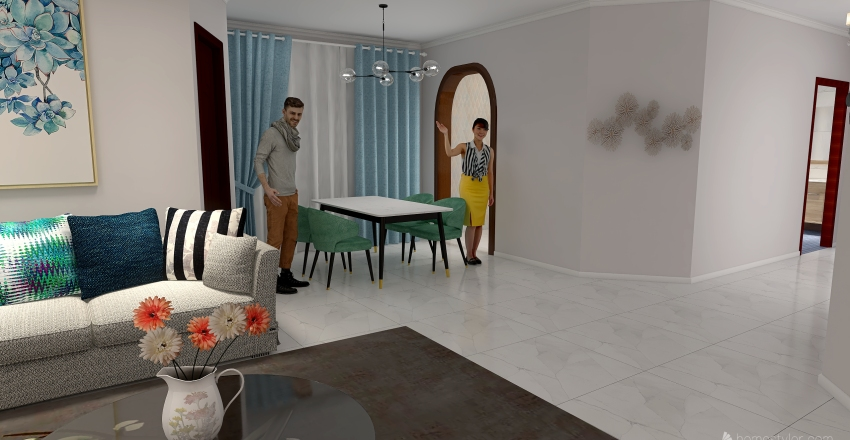 my dream ... Interior Design Render