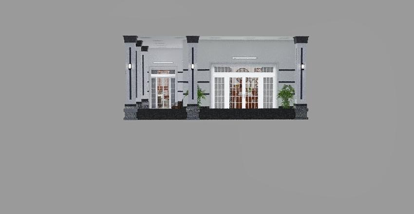 TUYEN 1 Interior Design Render