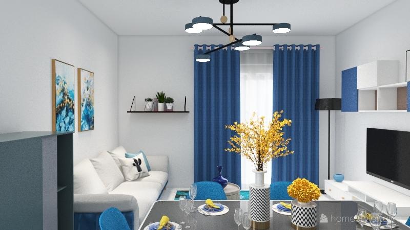 VARAZZE MASO Interior Design Render