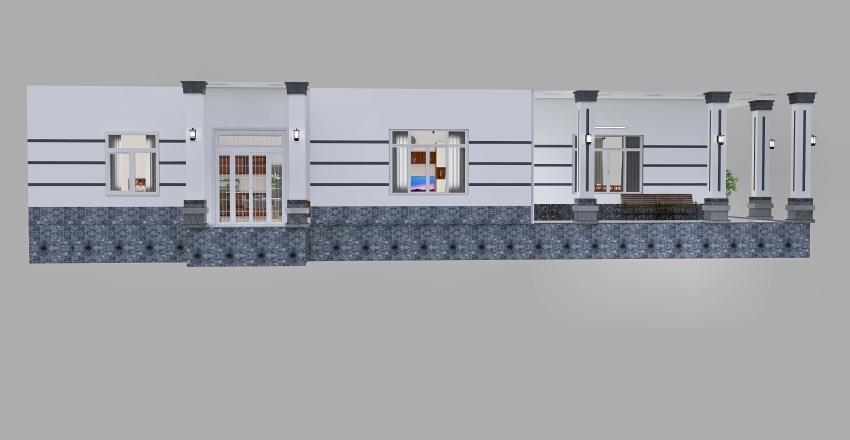 TUYEN 4 Interior Design Render