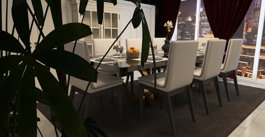 interior casa 4 personas Interior Design Render