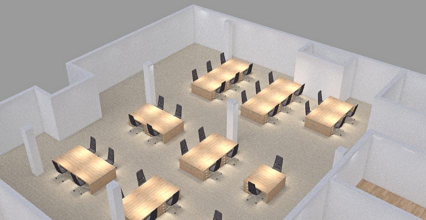 VK1Floor Interior Design Render