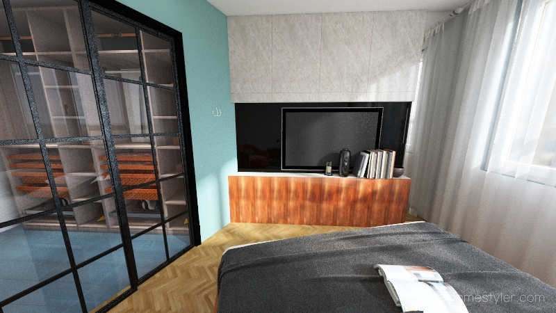правки1 Interior Design Render