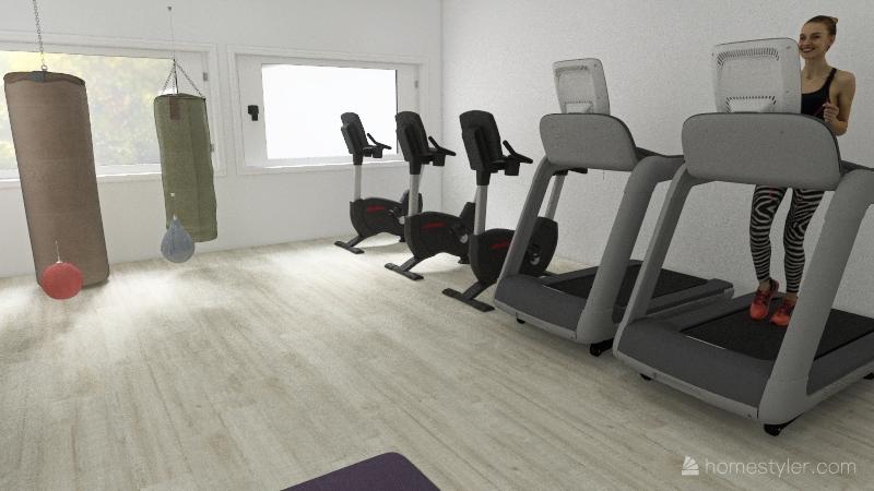 GMY Interior Design Render