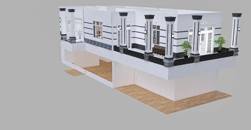 TUYEN 3 Interior Design Render