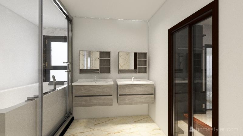 Harrison & Stéfane First Time Interior Design Render