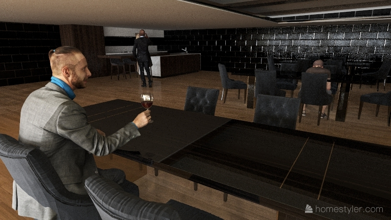 MEGA GIM Interior Design Render