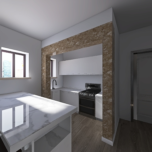 Final tia Interior Design Render