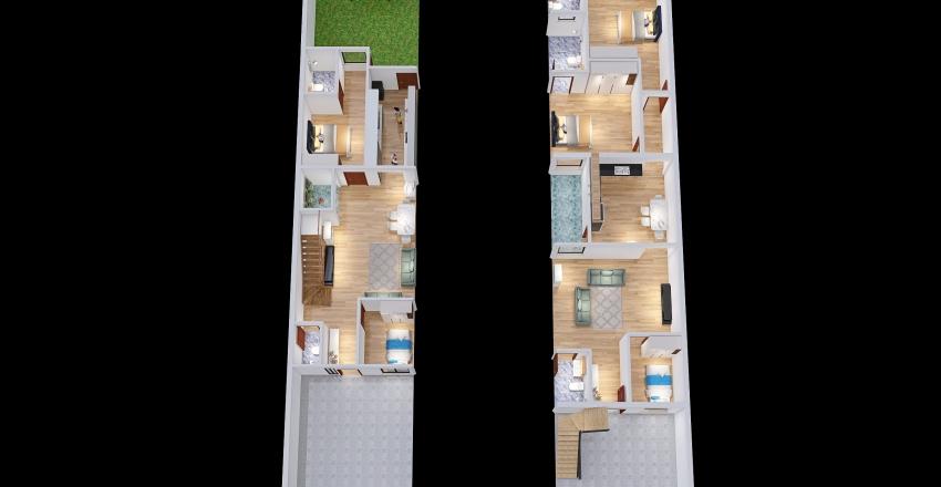 SriniHome Interior Design Render