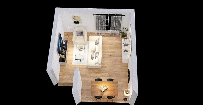 Ssalon version 3 Interior Design Render