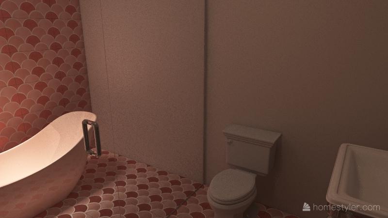778 Apartment Interior Design Render