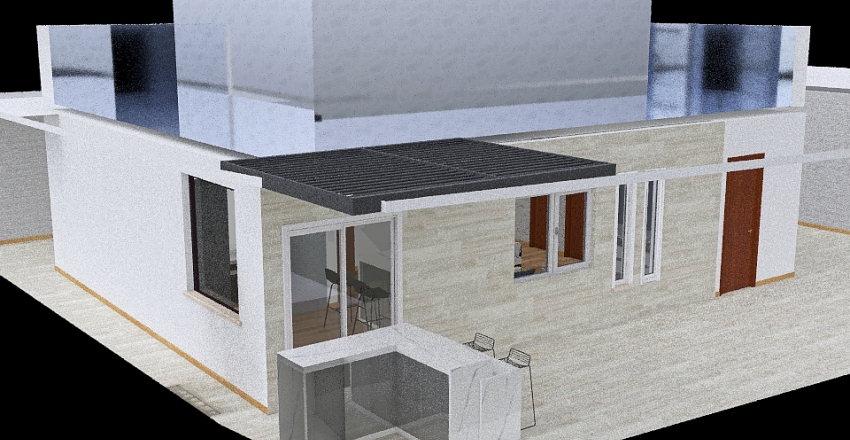 Projeto Viviane Interior Design Render
