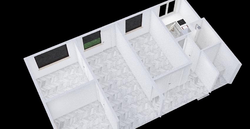 Pikk 2-118 Eva FULL Interior Design Render