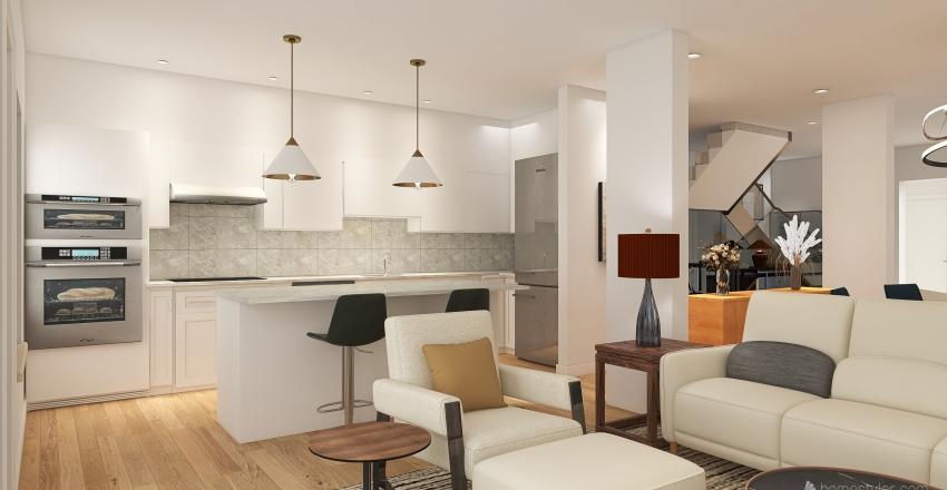 Main Level v3.5 Interior Design Render