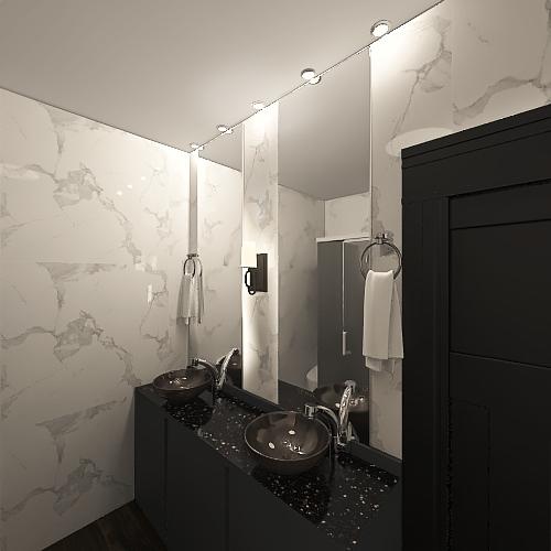 Dream Hose Interior Design Render