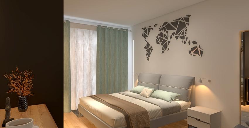 byt 3+kk Interior Design Render
