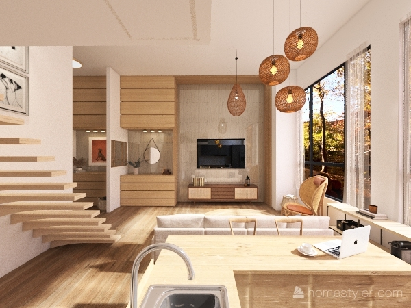 Copy of 0408 屁股 更新 Interior Design Render