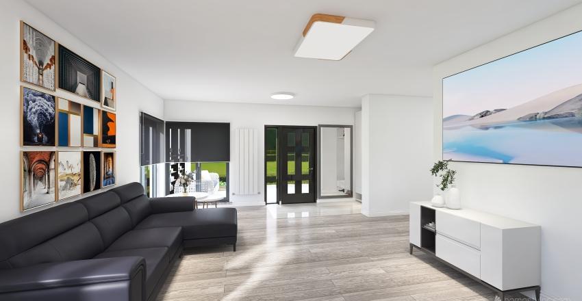 Omnia house 4P Interior Design Render