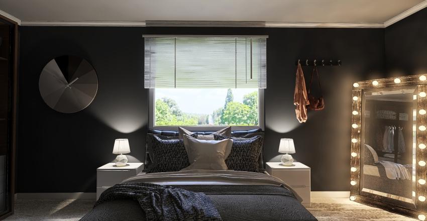 get away Interior Design Render
