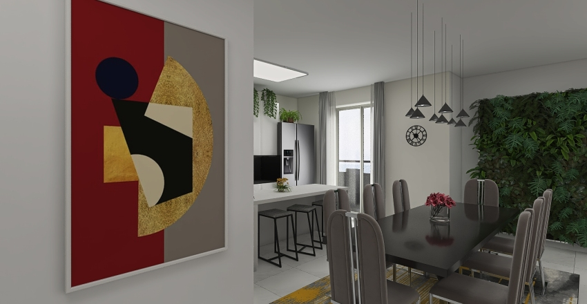 app. 36 ed. I Interior Design Render
