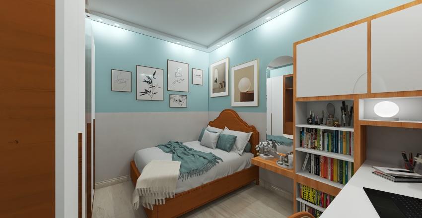 Projeto 1 Mai Interior Design Render