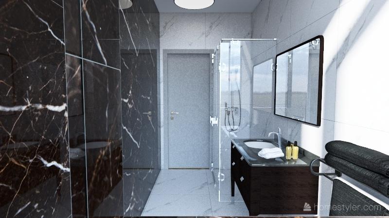 LESA Interior Design Render