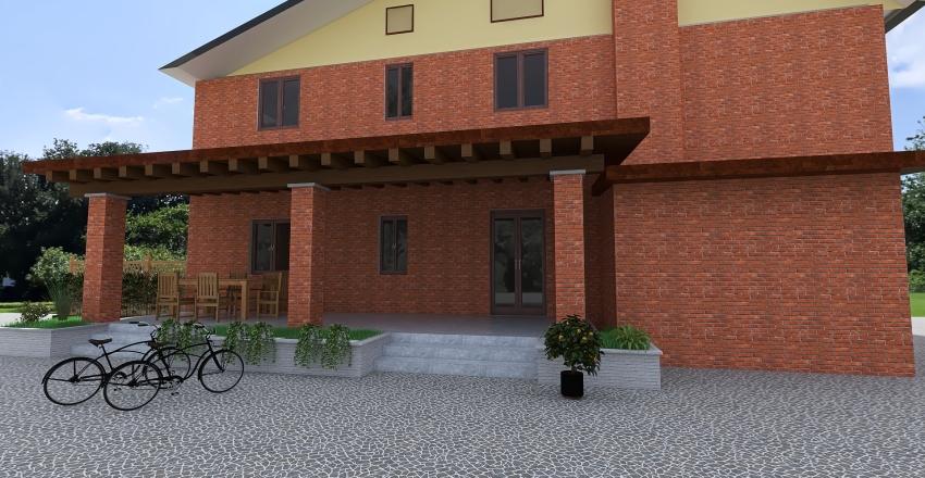 Facciata Interior Design Render