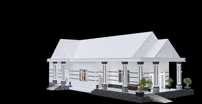TUYEN 2 Interior Design Render