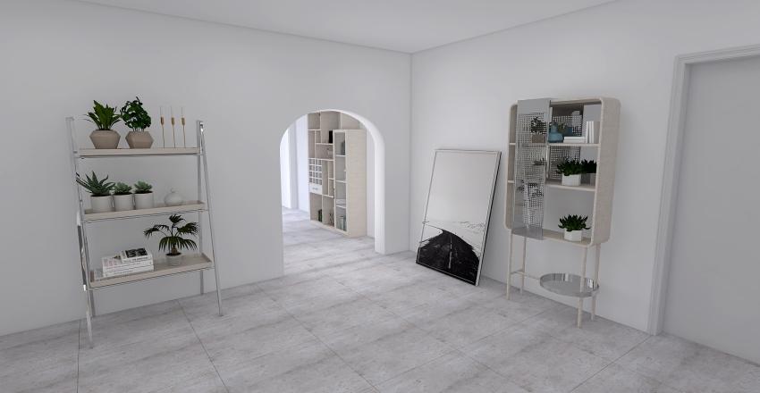 432 Park Avenue Interior Design Render