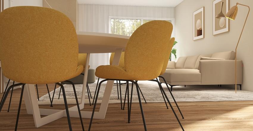 kuća im Interior Design Render